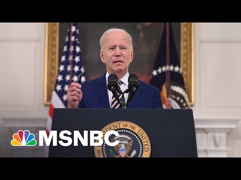 Biden Announces 300 Million Covid Vaccine Doses Have Been Administered