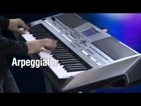 Presentation of PSR-S670, English