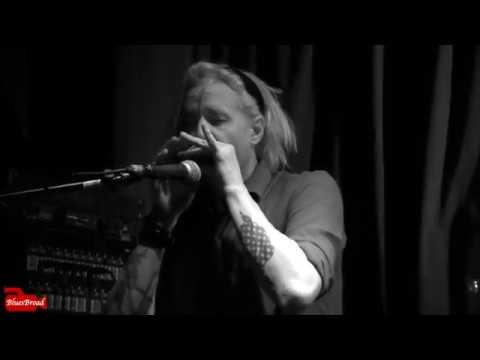 JJ Appleton & Jason Ricci • Shake It Baby • Terra Blues NYC 4/18/18