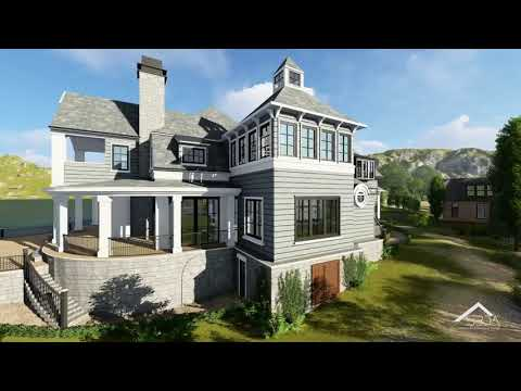 3d Exterior Architectural Animation