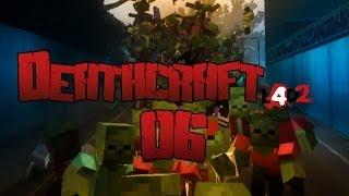 DEATHCRAFT #06 - Minecraft Evolution [HD] | Let's Play Together Left 4 Dead 2