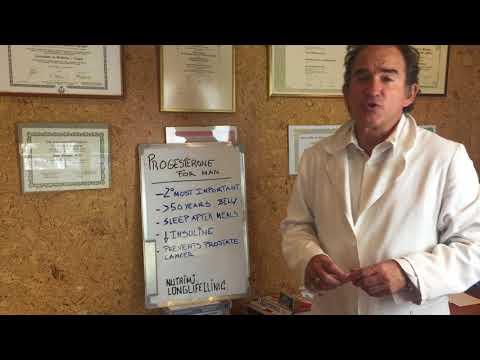 Learn How To Increase Progesterone In Men