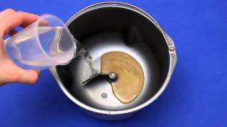 Рецепт приготовления хлеба с льняным семенем в мультиварке VITEK VT-4209 BW