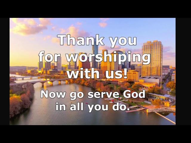2021.04.18 Contemporary Worship Service