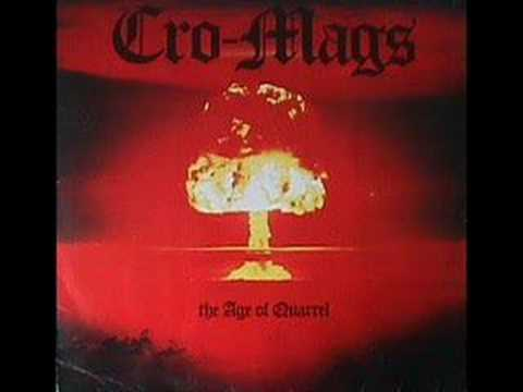Cro Mags - Age of Quarrel