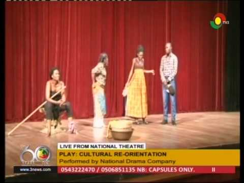 Is Ghana Theatre dead? - 27/3/2017
