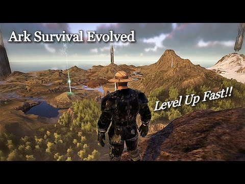 HOW TO LEVEL UP FAST IN ARK SURVIVAL EVOLVED!! ( Xbox One, PC, PS4 ) - Ark Survival Evolved