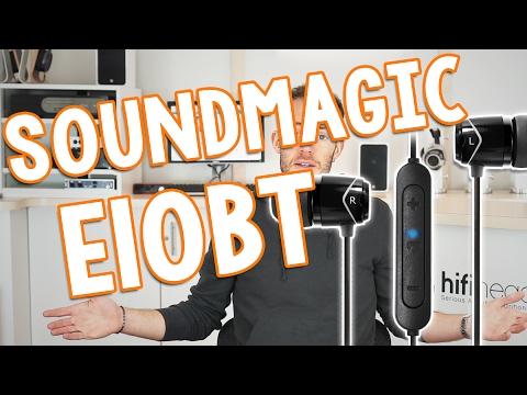 SoundMAGIC E10BT Bluetooth Earphone Review