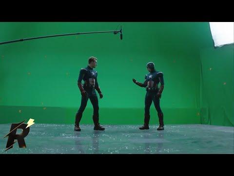 Мстители: Финал БЕЗ СПЕЦЭФФЕКТОВ / Avengers Endgame Without The VFX
