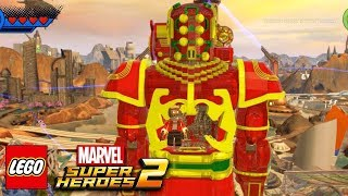 LEGO Marvel Superheroes 2 Walkthrough PART 1  KANG BEGINS!