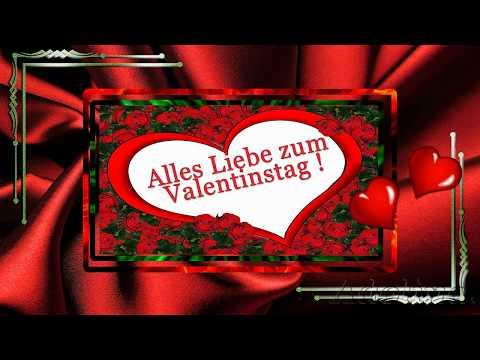 Alles Liebe zum Valentinstag...