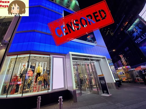 UPDATE: What Happened To ToysRus Flagship Store NYC?