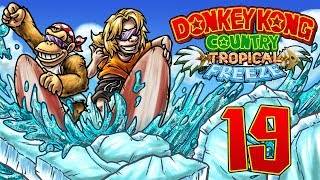 let s replay donkey kong country tropical freeze  german  funky modus   19    geleehaufen