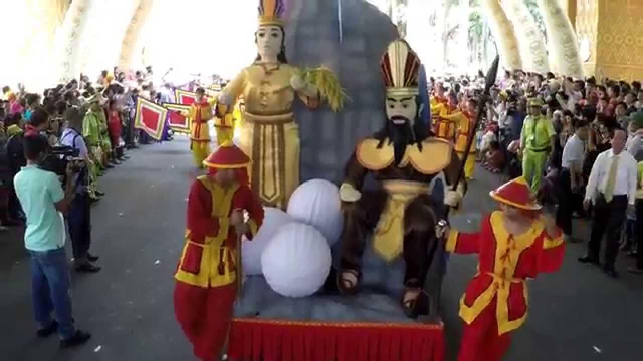 Lễ Hội Giỗ Quốc Tổ Hùng Vương 2015