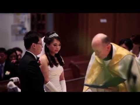 Winnie + Ken Wedding Feature