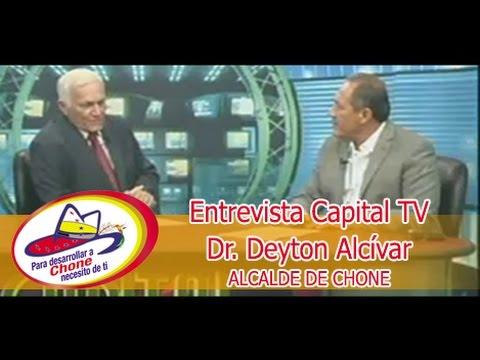 Entrevista Capital TV - Dr. Deyton Alcívar
