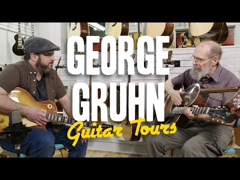 George Gruhn of Gruhn's Guitars - Marty's Guitar Tours