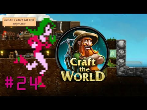 Craft The World Let's Play 24 | The Portal is Complete |