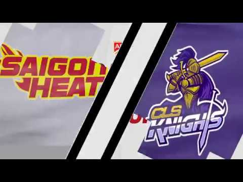 Saigon Heat vs CLS Knights Indonesia | Highlights | 2018-2019 ASEAN Basketball League
