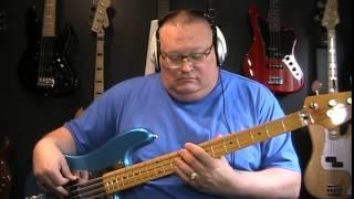 Kamelot Wander Bass Cover