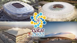 The Qatar 2022 World Cup's Incredibly Futuristic Latest Plans
