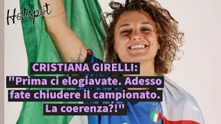 Cristiana Girelli: