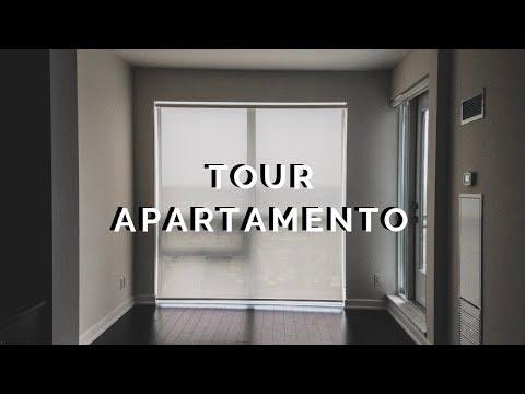 TOUR APARTAMENTO EM MISSISSAUGA   DICAS DE ALUGUEL EM TORONTO   Luiza Ferro