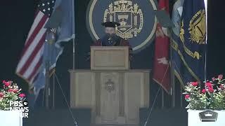 WATCH LIVE: Acting Defense Secretary Shanahan addresses Naval Academy graduates