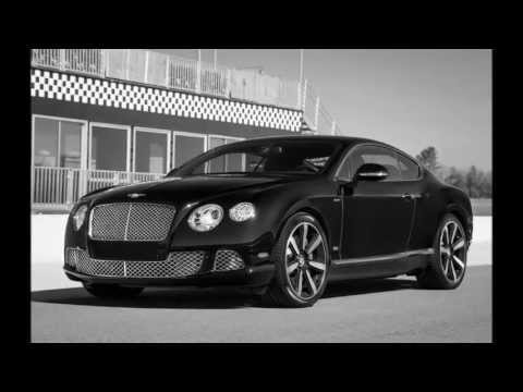 Bentley Continental GT W12 Le Mans Edition 2014 - YouTube