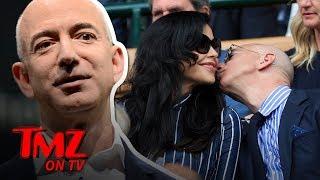 Amazon CEO Jeff Bezos & New GF Attend Wimbledon Together | TMZ TV