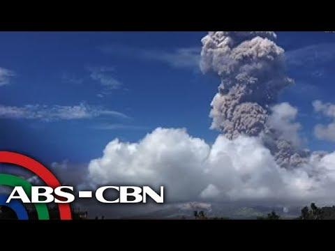 TV Patrol: Alert level 4, itinaas sa Bulkang Mayon