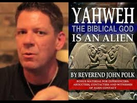 YAHWEH The Biblical God Is an Alien
