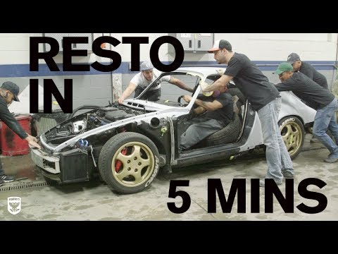 AMMO 964 Resto in 5 Min Teaser