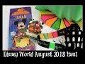 Disney World SOLO trip August 2018 Shopping HAUL