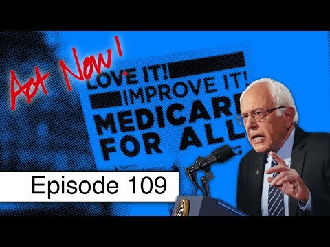 Medicare for All, DNC Fraud Lawsuit, Harvey, & DACA | Episode 109