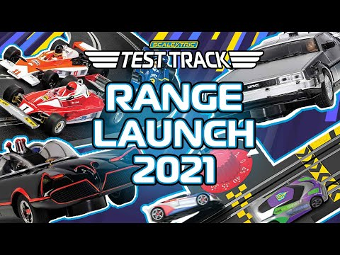 NEW SCALEXTRIC | 2021 RANGE LAUNCH!
