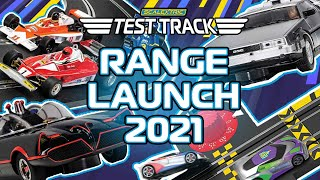 SCALEXTRIC  2021 Range Launch