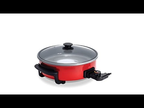 DASH Rapid Skillet With CeramicCoated Cooking Pan