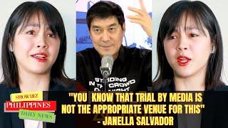 Janella Salvador HINAMON Na sa KORTE ang RAFFY TULFO Complainer na si Michelle Pelengco YouTube Videos