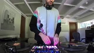 A-Trak Streaming Live: Underground 90s Rap set