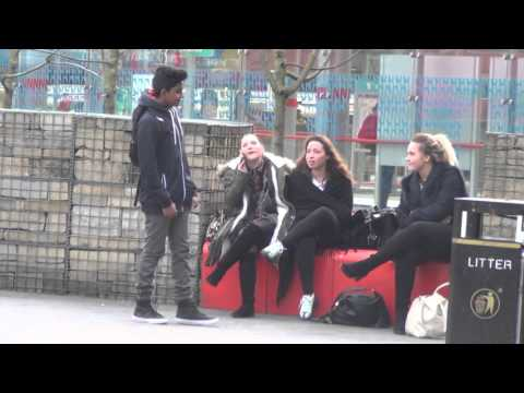 Picking Up Girls In London |  CJB