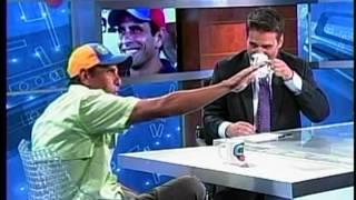 Capriles en ChataingTV 2