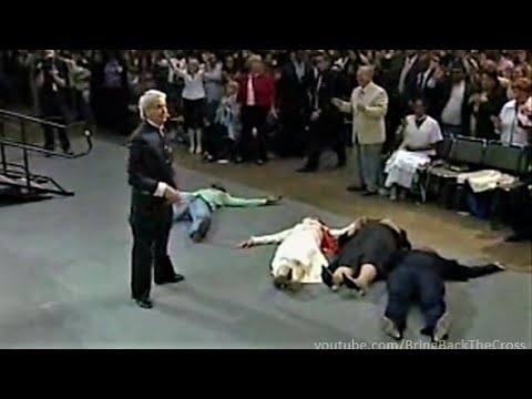 Benny Hinn -  Strong Anointing of the Spirit