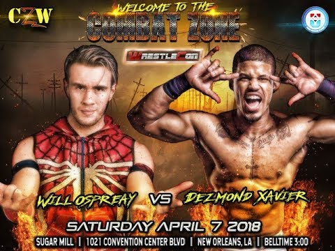 CZW Welcome To The Combat Zone 2018 Review