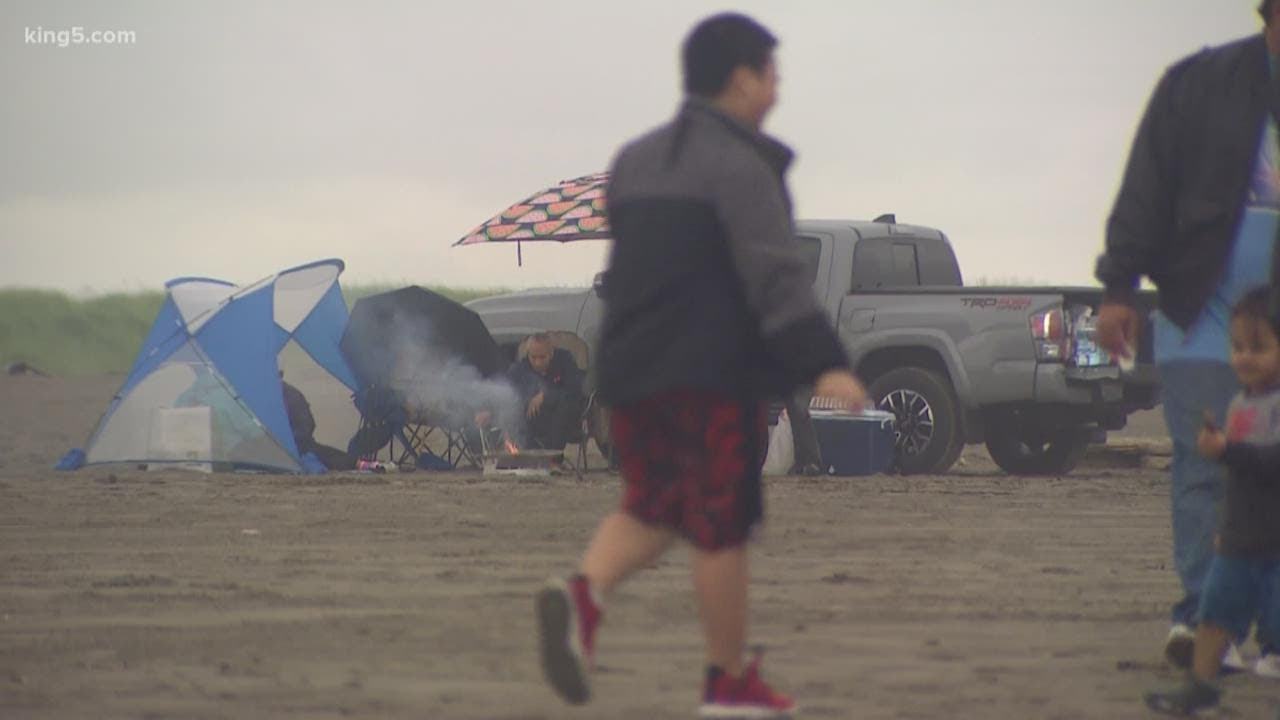 Washington coast braces for busy Fourth of July weekend