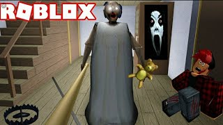 I'm granny for the first time roblox #mhd 652