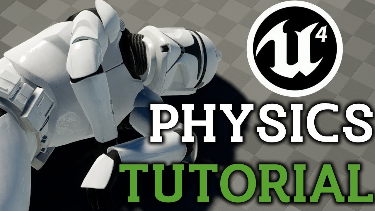Unreal Engine 4 Tutorial - Physics Simulation in Sequencer