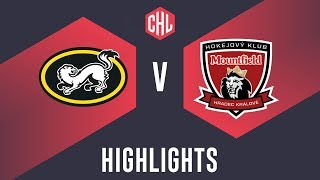 Highlights: Kärpät Oulu vs. Mountfield HK