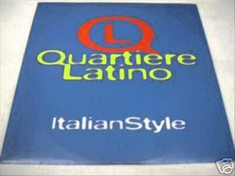 Quartiere Latino  Italian Style  1993
