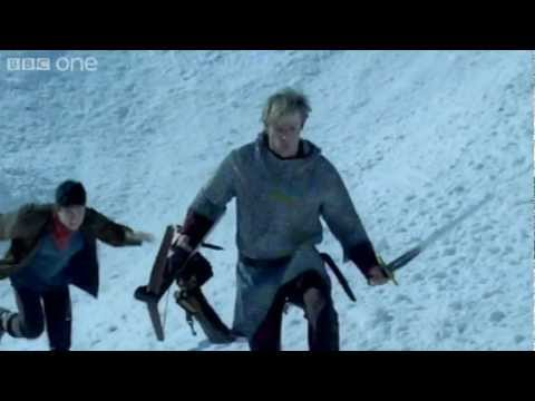 Download Merlin and Arthur's Escape - Merlin: Arthur's Bane Part 2 - Series 5 Episode 2 - BBC One
